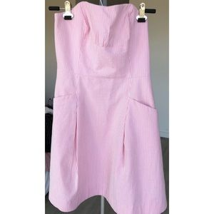 Lily Pulitzer Seersucker Pink Dress 💖